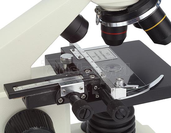 Mikroskop bresser biolux al deluxe 100 20x 1280x z kamerą pc vga