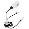 2x / 4x table magnifying glass LED illuminated (Bresser)