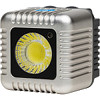 Single Lume Cube, silver housing