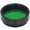 "Planetary filter Quasar 1,25"" #58 dark green"