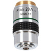 20x planachromatic objective for Delta Optical Genetic Pro / Evolution 100