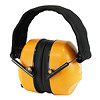 Protective shooting headphones RealHunter ACTiVE orange
