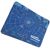 Mousepad with star map