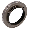 M48x0.75 ring for Nikon F (William Optics, color: Space Grey; SKU YE-TR-M48NK-TG)