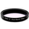 "ZWO Duo-Band 2"" filter (aka DuoBand / Duo Band, SKU: ZWO-DB2)"